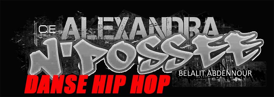 Alexandra N'Possee – Danse Hip-Hop